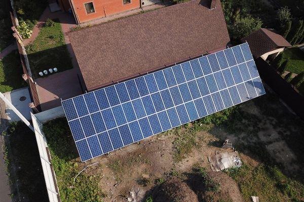 521 - Сонячна станція зелений тариф України під ключ в Києві