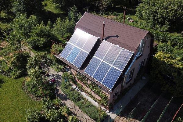 526 - Система безперебійного живлення для приватного будинку 4 кВт смт. Власівка