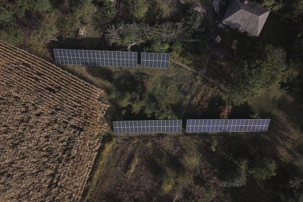 592 - Приватна сонячна електростанція 30 кВт під зелений тариф
