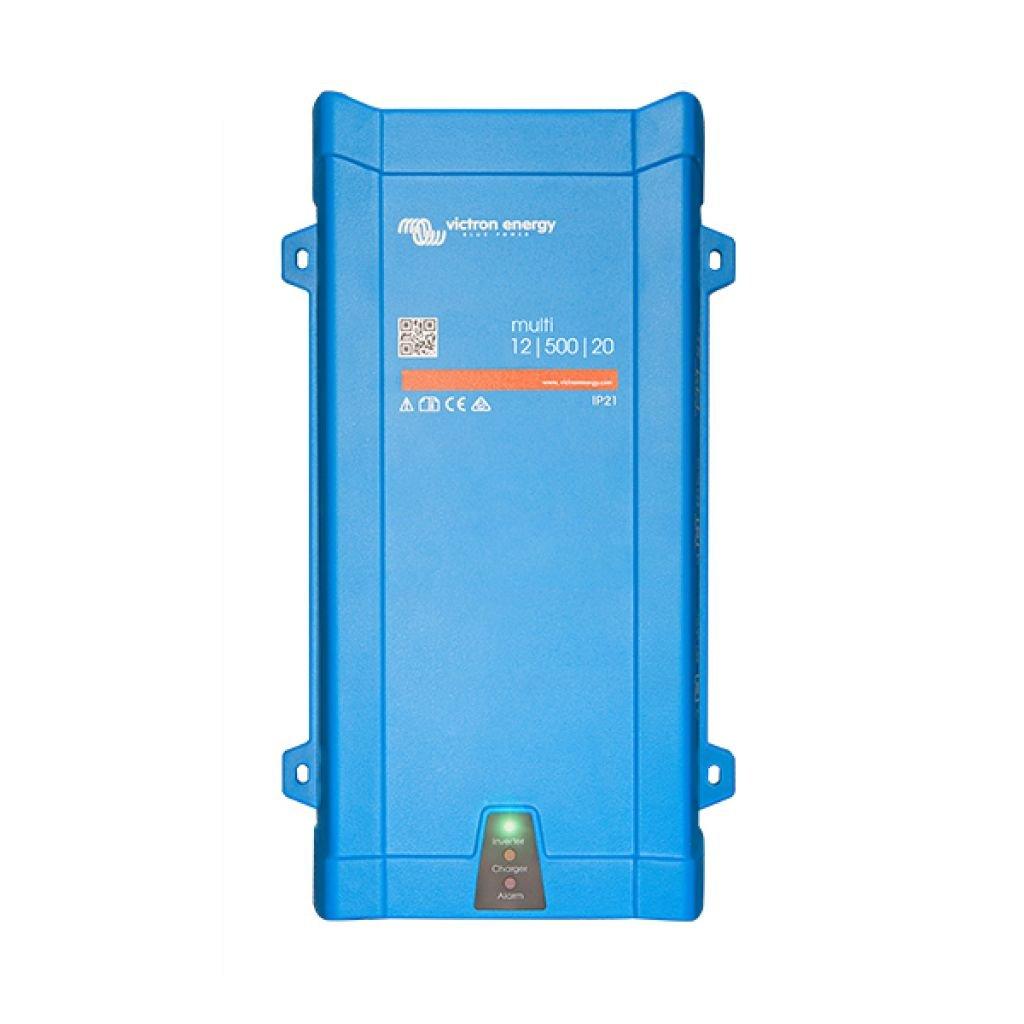 374 - Гібридний інвертор Victron Energy MultiPlus 12/500/20-16 (CMP125010000)