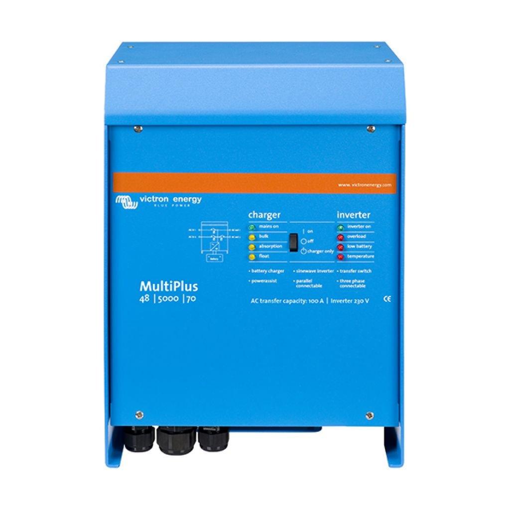 379 - Гібридний інвертор Victron Energy MultiPlus 48/5000/70-100 (PMP485021010)