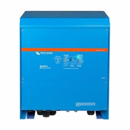 383 - Гибридный инвертор Victron Energy Quattro 48/15000/200-100/100 (QUA483150000)