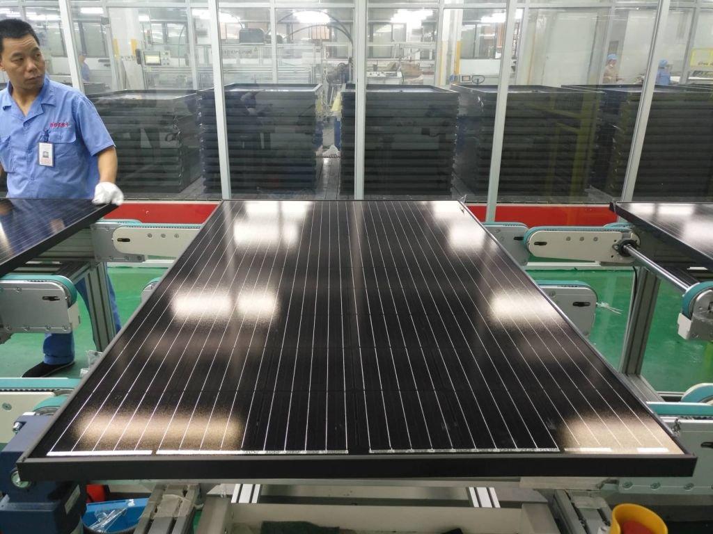 547 - Сонячна панель Ulica Solar 305 Вт UL-305M-60