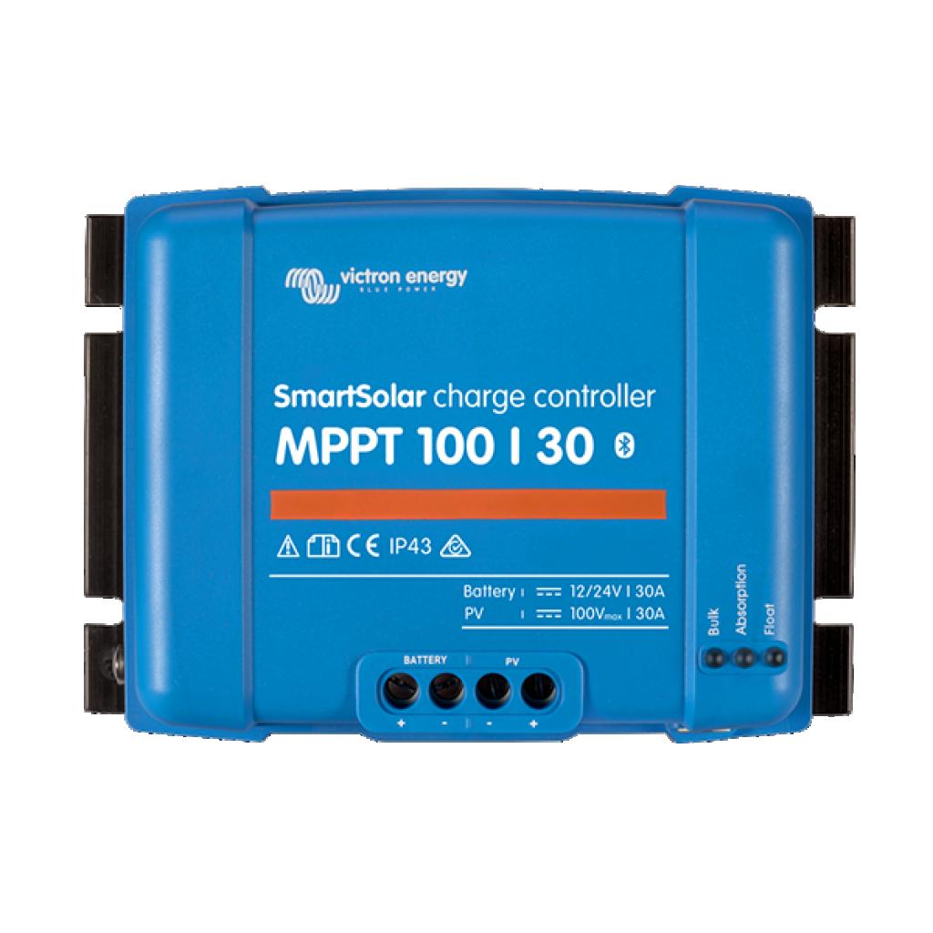 245 - Контроллер заряда Victron Energy SmartSolar MPPT 100/30 SCC110030210