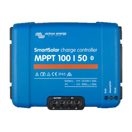 246 - Контроллер заряда Victron Energy SmartSolar MPPT 100/50 SCC110050210