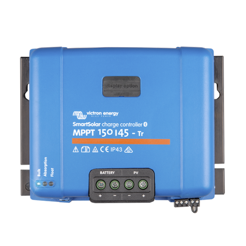 260 - Контролер заряду Victron Energy SmartSolar MPPT 150/45 SCC115045210
