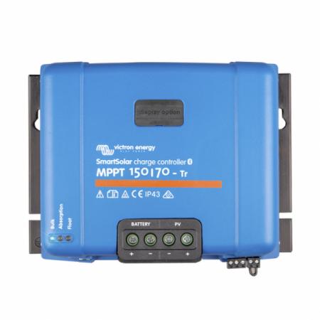 262 - Контроллер заряда Victron Energy SmartSolar MPPT 150/70 SCC115060210