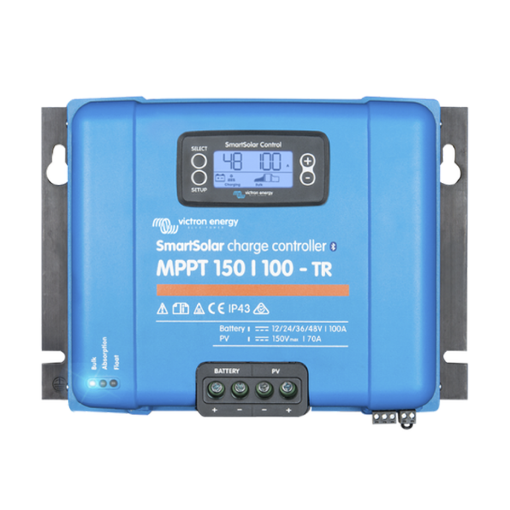 268 - Контроллер заряда Victron Energy SmartSolar MPPT 250/100 SCC125110210